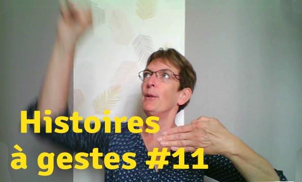 Histoires à gestes11. La famille Tortue